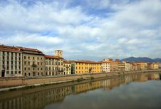 Free Arno River Stock Photos - 4235693