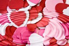 Free Heart Foam Royalty Free Stock Photo - 4235725
