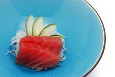 Free Red Tuna Sushi Stock Image - 4236471