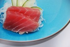 Free Red Tuna Sushi Royalty Free Stock Photography - 4236477