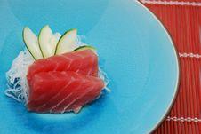 Free Red Tuna Sushi Stock Photo - 4236480