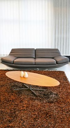 Free Table And Sofa Stock Photos - 4236833