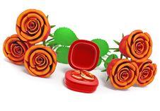 Free Beauty Celebrations Background Stock Images - 4237434
