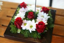Free Flowers Lovers And Valentine Stock Images - 4238064