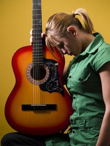 Free Musician Stock Photos - 4238303