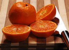 Free Orange Mandarin Royalty Free Stock Photo - 4239965