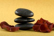 Free Zen Stones Royalty Free Stock Photography - 4240227