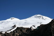 Free Elbrus Dual Heads Stock Photo - 4241630