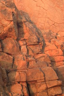 Free Orange Rocks Stock Photo - 4242340