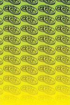 Free Citrus Seamless Patterns Stock Photos - 4243283