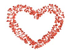 Hearts 4 Royalty Free Stock Photography