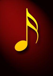 Musical Note Symbol