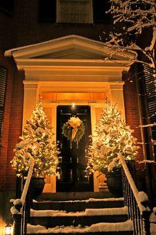 Free Boston Winter Stock Images - 4244314