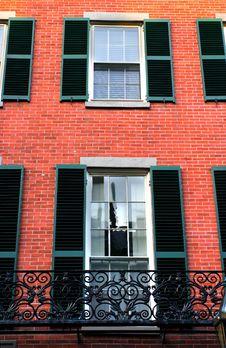 Free Beacon Hill, Boston Royalty Free Stock Photos - 4244758