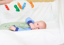 Free Baby Playing With Toys 15 Royalty Free Stock Photo - 4245705
