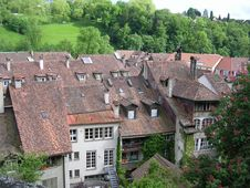 Free Homes In Bern Royalty Free Stock Images - 4246119