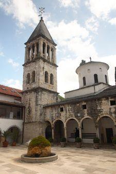 Free Monastery In Croatia Royalty Free Stock Photos - 4248578