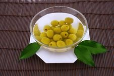 Free Olives Royalty Free Stock Photo - 4248875