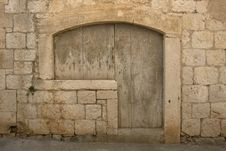 Free Door In The Wall Stock Photography - 4248982