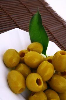 Free Olives Stock Image - 4249081