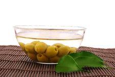 Free Olives Stock Image - 4249311