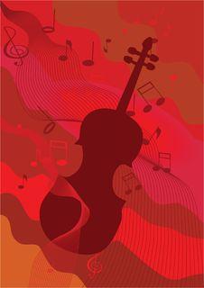 Free Violin Stock Image - 4249541
