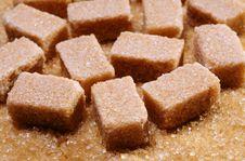 Free Brawn Sugar Stock Photography - 4249822