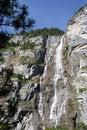 Free Waterfall In Interlaken Stock Photos - 4257923