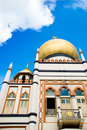 Free Sultan Mosque Stock Image - 4258781