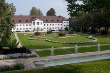 Free Kempten Castle Park Stock Photos - 4250563