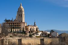 Free Segovia Landscape Aspect Stock Photo - 4250580