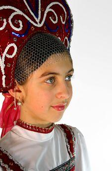 Free The Girl Stock Photo - 4252100