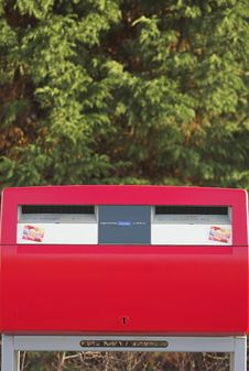 Free Post Box Royalty Free Stock Photos - 4253498