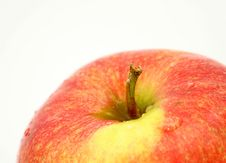 Free Macro Apple Shot Royalty Free Stock Images - 4253789