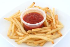 Free Fresh Fries Stock Photo - 4254610