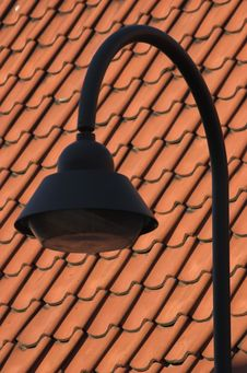 Free Street Lamp Stock Image - 4254941