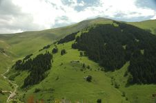 Free Green Mountain Stock Image - 4255091