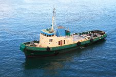 Free Tug Boat Stock Images - 4255904