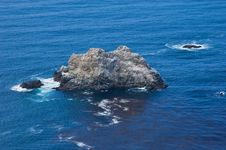 Free California Coast Royalty Free Stock Images - 4255919