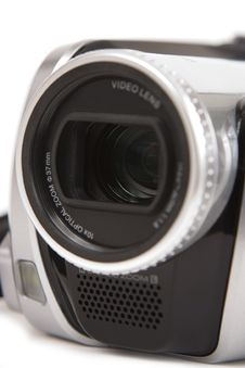 Free Camcorder Stock Image - 4256001