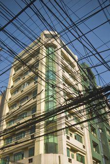 Free Old Manila Building Royalty Free Stock Photos - 4256508