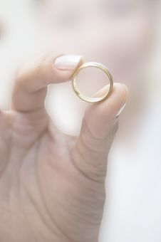 Free Wedding Ring Stock Photos - 4256523