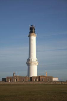 Free Aberdeen Lighthouse Stock Photography - 4257152