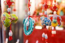 Free Chinese Jade Carving Royalty Free Stock Image - 4257356