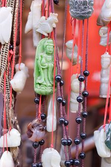 Free Chinese Jade Carving Stock Photo - 4257400