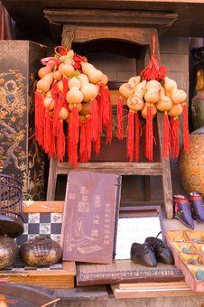 Free Chinese Folk Art Royalty Free Stock Image - 4257466