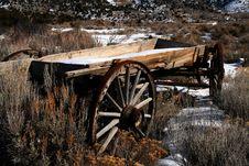 Free Miners Wagon Royalty Free Stock Photo - 4258245