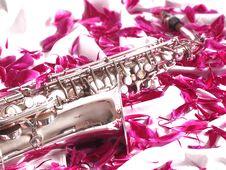 Free Saxophone Stock Image - 4258721