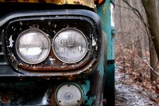 Free Antique Car Stock Images - 4259044