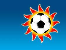 Free Football Sun Stock Images - 4259154